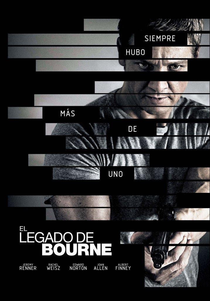 El legado de Bourne (2012) HD 1080p Latino