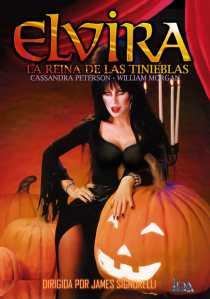 Elvira, reina de las tinieblas