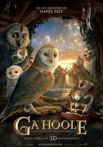 Ga'Hoole: La leyenda de los guardianes (2010) HD 1080p Latino
