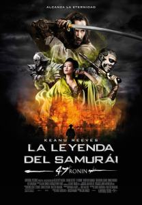 La leyenda del samurái: 47 Ronin (2013) HD 1080p Latino