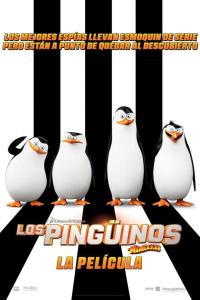 Los pingüinos de Madagascar: La película (2014) HD 1080p Latino