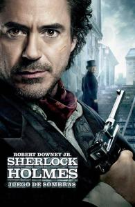 Sherlock Holmes 2: Juego de sombras (2011) HD 1080p Latino