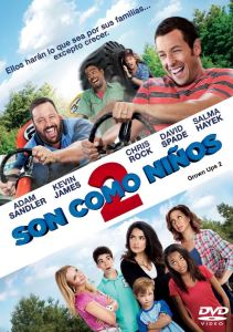 Son como niños 2 (2013) HD 1080p Latino