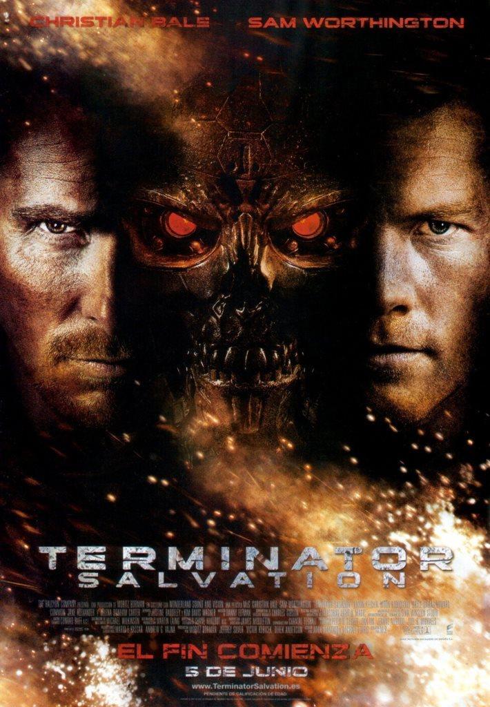 Terminator 4: Salvation (2009) HD 1080p Latino