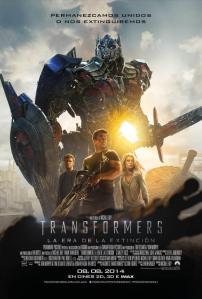 Transformers 4: La era de la extinción (2014) HD 1080p Latino