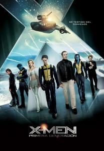 X-Men: Primera generación (2011) HD 1080p Latino