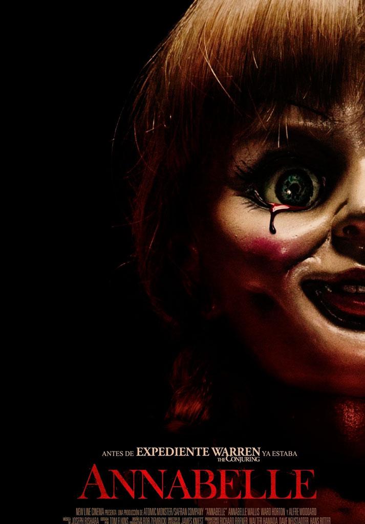 Annabelle (2014) HD 1080p Latino