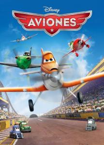 Aviones (2013) HD 1080p Latino