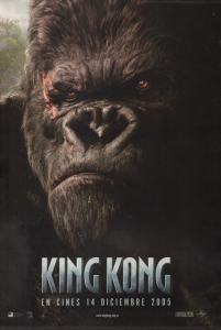 King Kong (2005) HD 1080p Latino