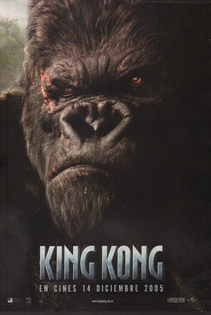 King Kong (2005) HD 1080p Latino