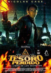 La leyenda del tesoro perdido (2004) HD 1080p Latino