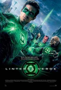 Linterna verde (2011) HD 1080p Latino