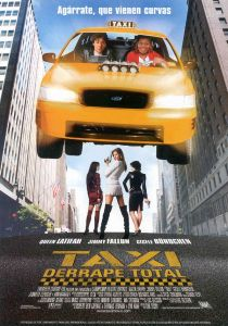 Taxi: Derrape total (2004) HD 1080p Latino