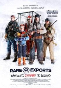 Rare Exports: Un cuento gamberro de Navidad