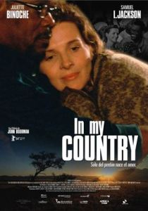 Un país en África (In My Country)
