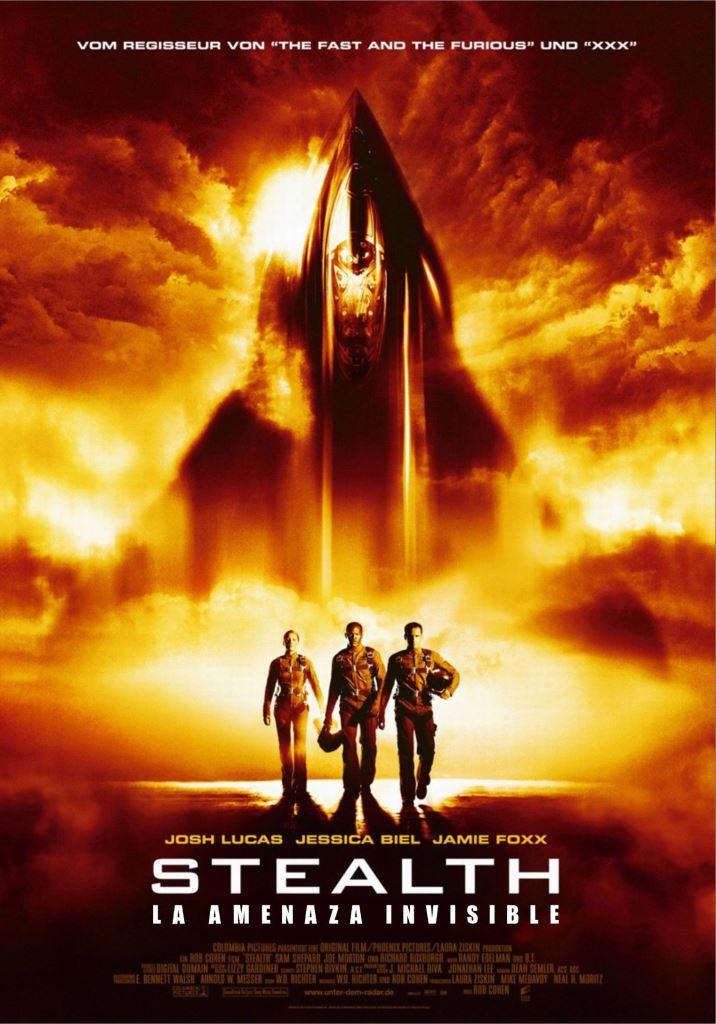 Stealth: La amenaza invisible (2005) HD 1080p Latino