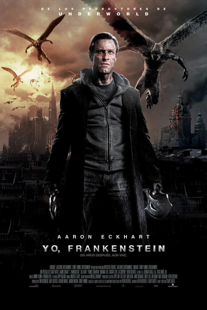 Yo, Frankenstein (2014) HD 1080p Latino