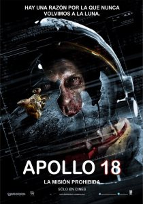 Apolo 18: La mision prohibida