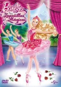 Barbie: En la Bailarina Mágica (Barbie y las zapatillas mágicas)