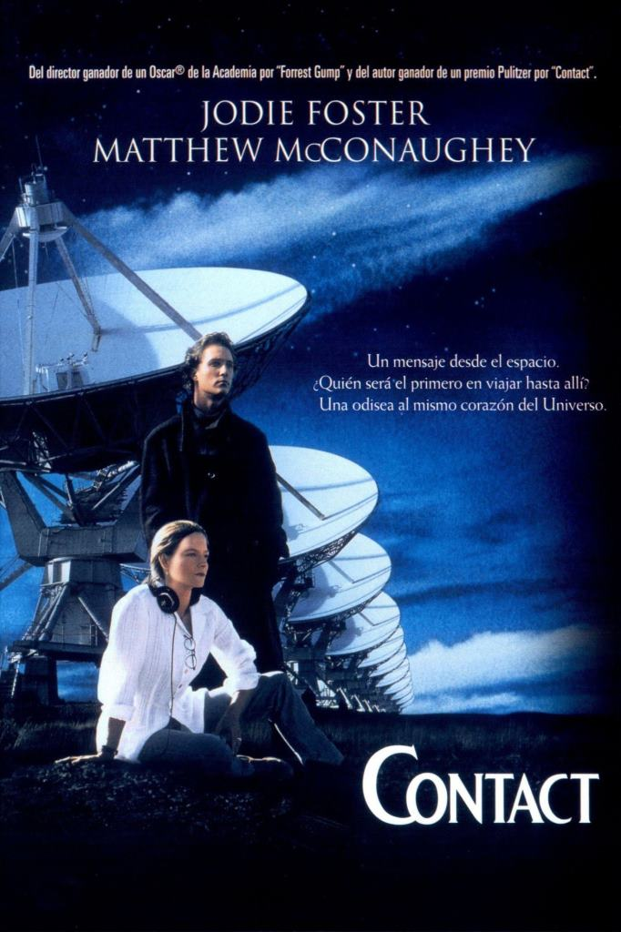 Contacto (1997) HD 1080p Latino