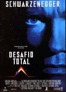 Desafío total (1990) HD 1080p Latino