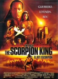 El rey escorpión (2002) HD 1080p Latino