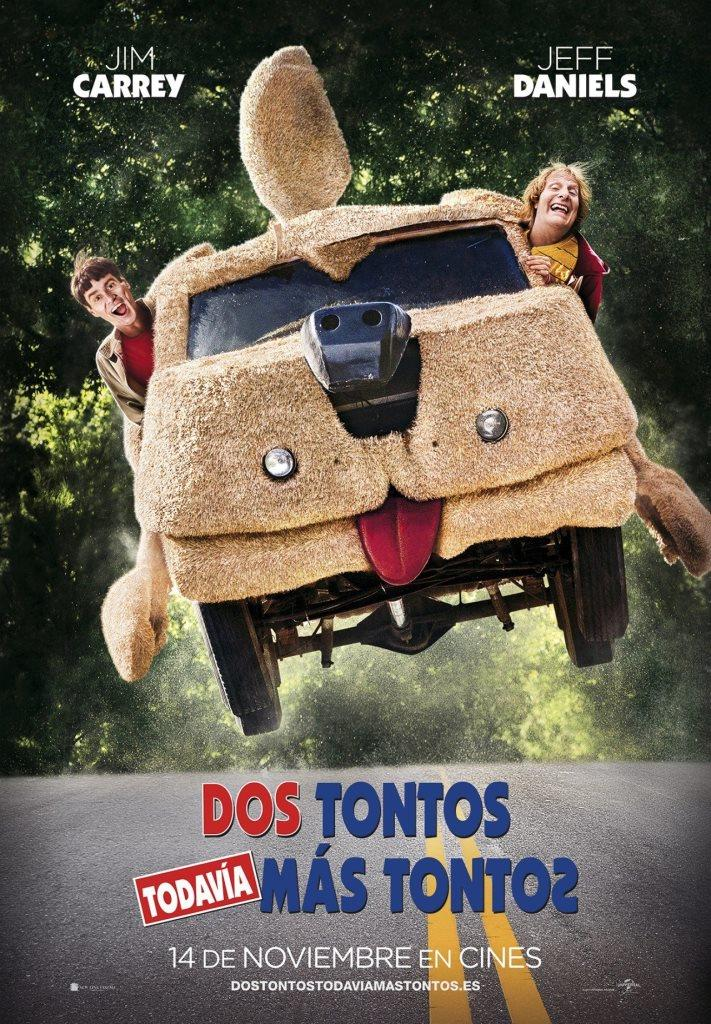 Dos tontos todavía más tontos (2014) HD 1080p Latino