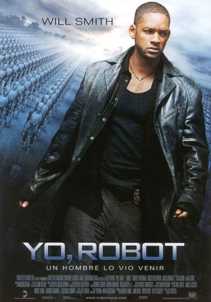 Yo, robot (2004) HD 1080p Latino