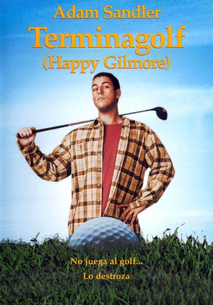 Happy Gilmore (1996) HD 1080p Latino