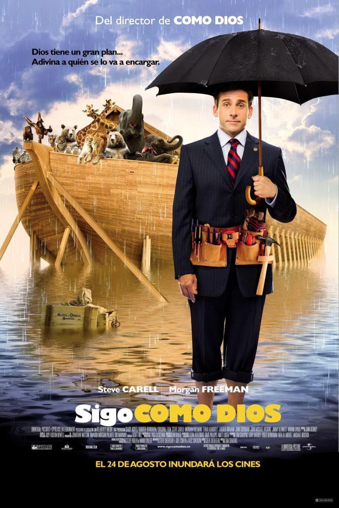 Sigo como Dios (2007) HD 1080p Latino