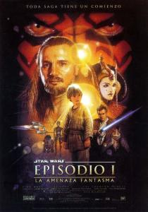 Star Wars: Episodio I – La amenaza fantasma (1999) HD 1080p Latino