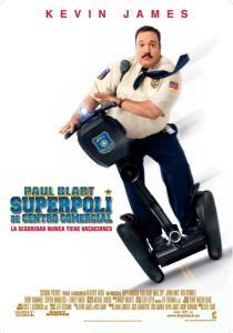 Superpoli de centro comercial (2009) HD 1080p Latino