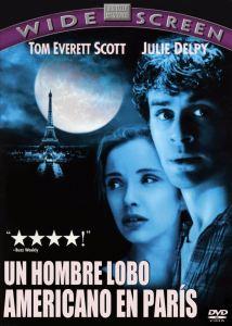 Un hombre lobo americano en París (1997) HD 1080p Latino
