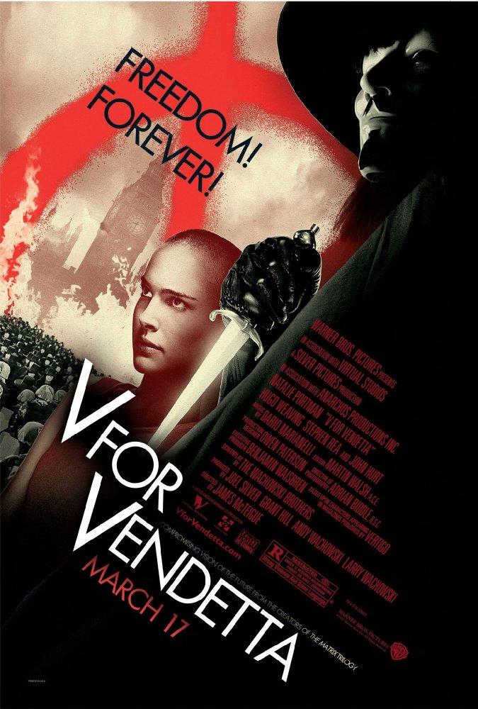 V de Vendetta (V de venganza)