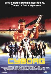 Cyborg: ataque del futuro (1989) HD 1080p Latino