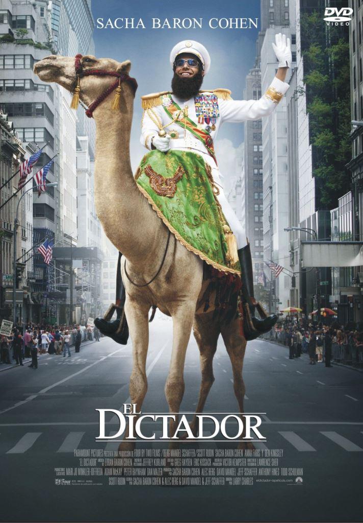 El dictador (2012) HD 1080p Latino