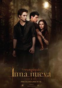 La saga Crepúsculo: Luna nueva (2009) HD 1080p Latino