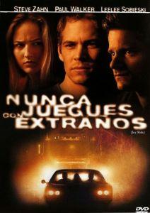 Nunca juegues con extraños (2001) HD 1080p Latino