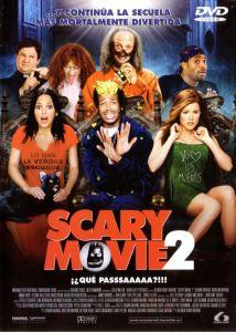 Scary Movie 2 (2001) HD 1080p Latino
