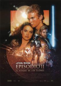 Star Wars II: El Ataque de los Clones (2002) HD 1080p Latino