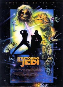 Star Wars VI: El Retorno del Jedi (1983) HD 1080p Latino