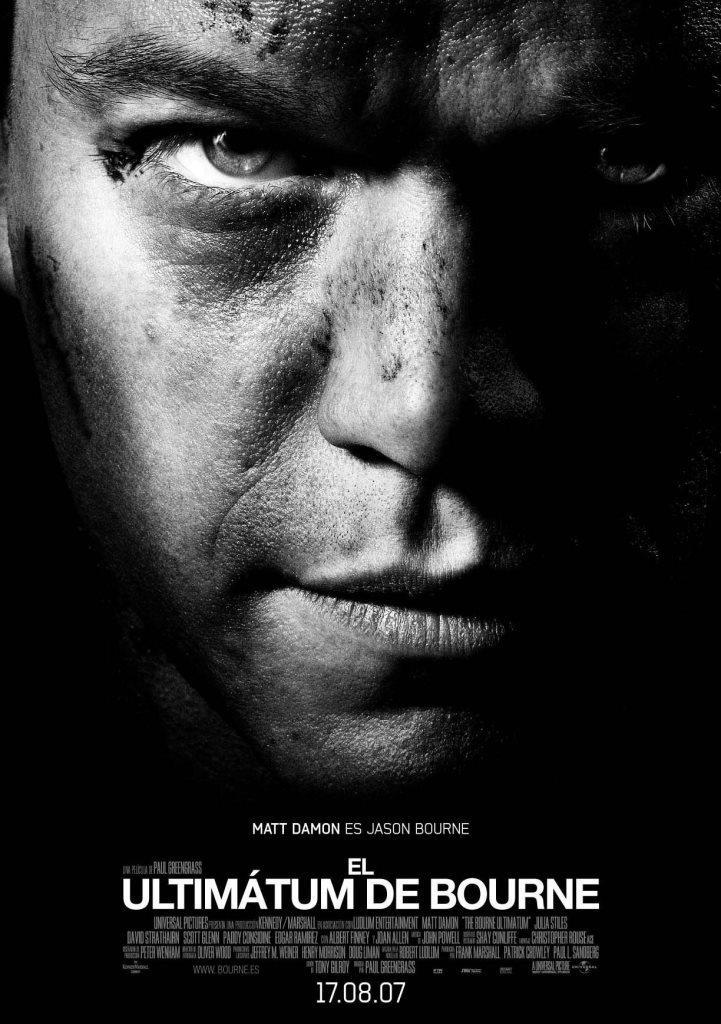 El ultimátum de Bourne (2007) HD 1080p Latino