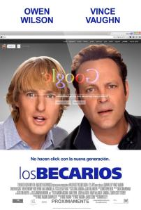 Los becarios (2013) HD 1080p Latino