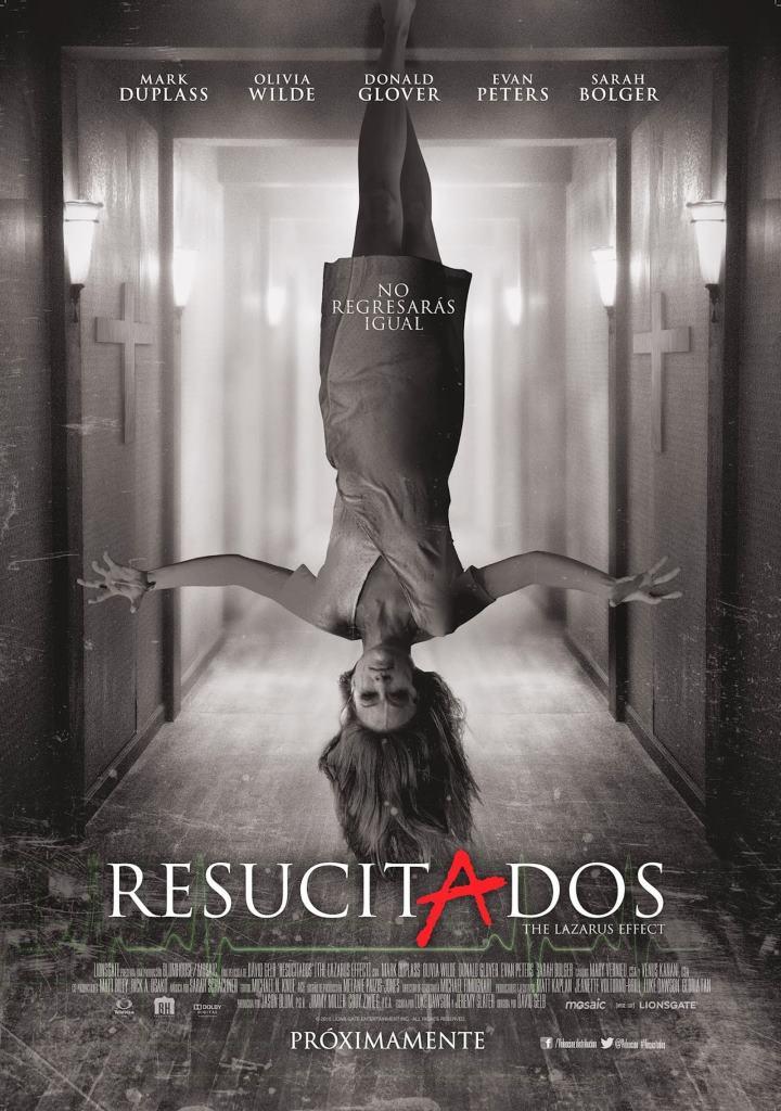 Resucitados (2015) HD 1080p Latino
