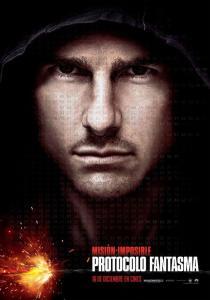 Misión imposible 4: Protocolo Fantasma (2011) HD 1080p Latino