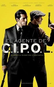 El agente de C.I.P.O.L. (2015) HD 1080p Latino