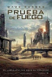 Maze Runner: Prueba de fuego (2015) HD 1080p Latino