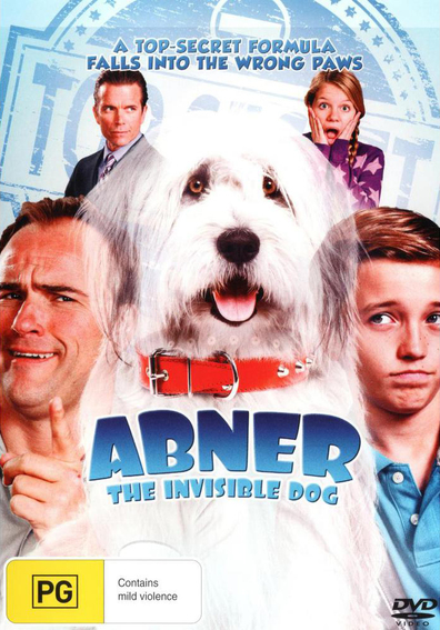 Abner, El Perro Invisible (Abner, the Invisible Dog)