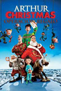 Arthur Christmas: Operación regalo (2011) HD 1080p Latino