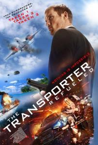 El Transportador: El Legado (2015) HD 1080p Latino